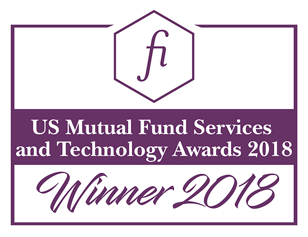 Fund Intelligence 2018 Award Winner Logo