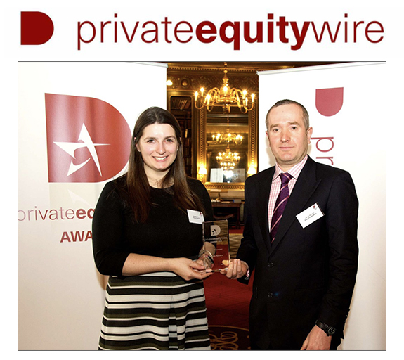 Private Equity Wire Award