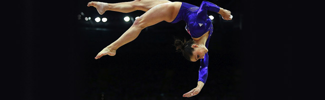 Jordyn Wieber at the Summer Olympics 2012