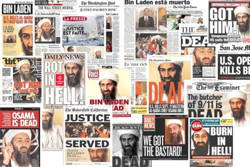 Osama Bin Laden Dominated Headlines Throughout The Week